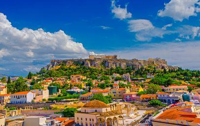 Grecja - Ateny - Wybierz miasto wylotowe