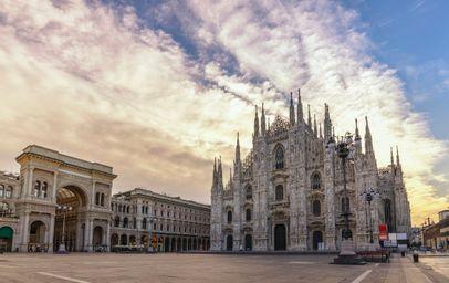 Włochy - Mediolan - Wybierz miasto wylotowe