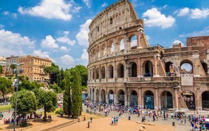 Włochy - Rzym - Wybierz miasto wylotowe